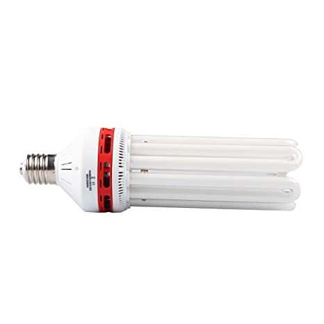 150w red compact fluorescent lamp warm white cfl grow light bulb 150w red compact fluorescent lamp warm white cfl grow light bulb hydroponics low energy eco flowering lamp e40 2700k 10200lm amazon garden mightylinksfo