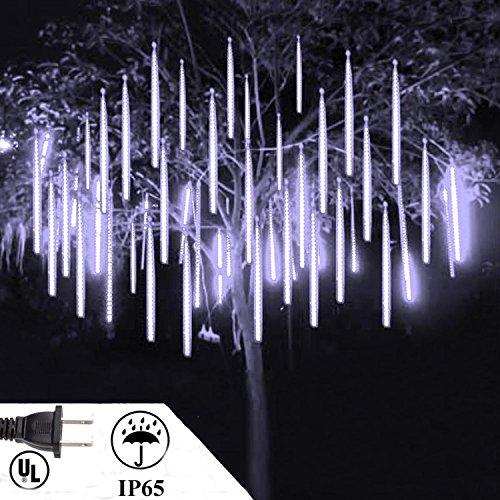 360 White Led Icicle Lights - 4