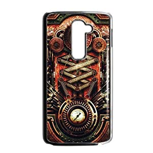 Exquisite instruments pattern Phone Case for LG G2