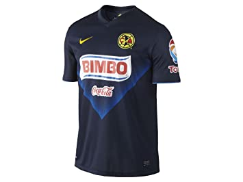 df080366893 Image Unavailable. Image not available for. Colour  Nike Club America Away  2013-14 Soccer Jersey ...