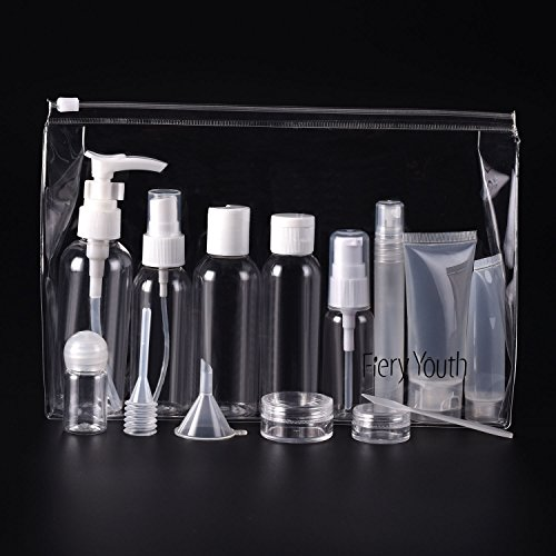Cosmetic Containers Accessories Convenient Traveling product image