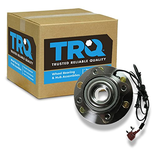 TRQ Wheel Bearing & Hub Assembly Rear for 04-12 Pathfinder Armada QX56