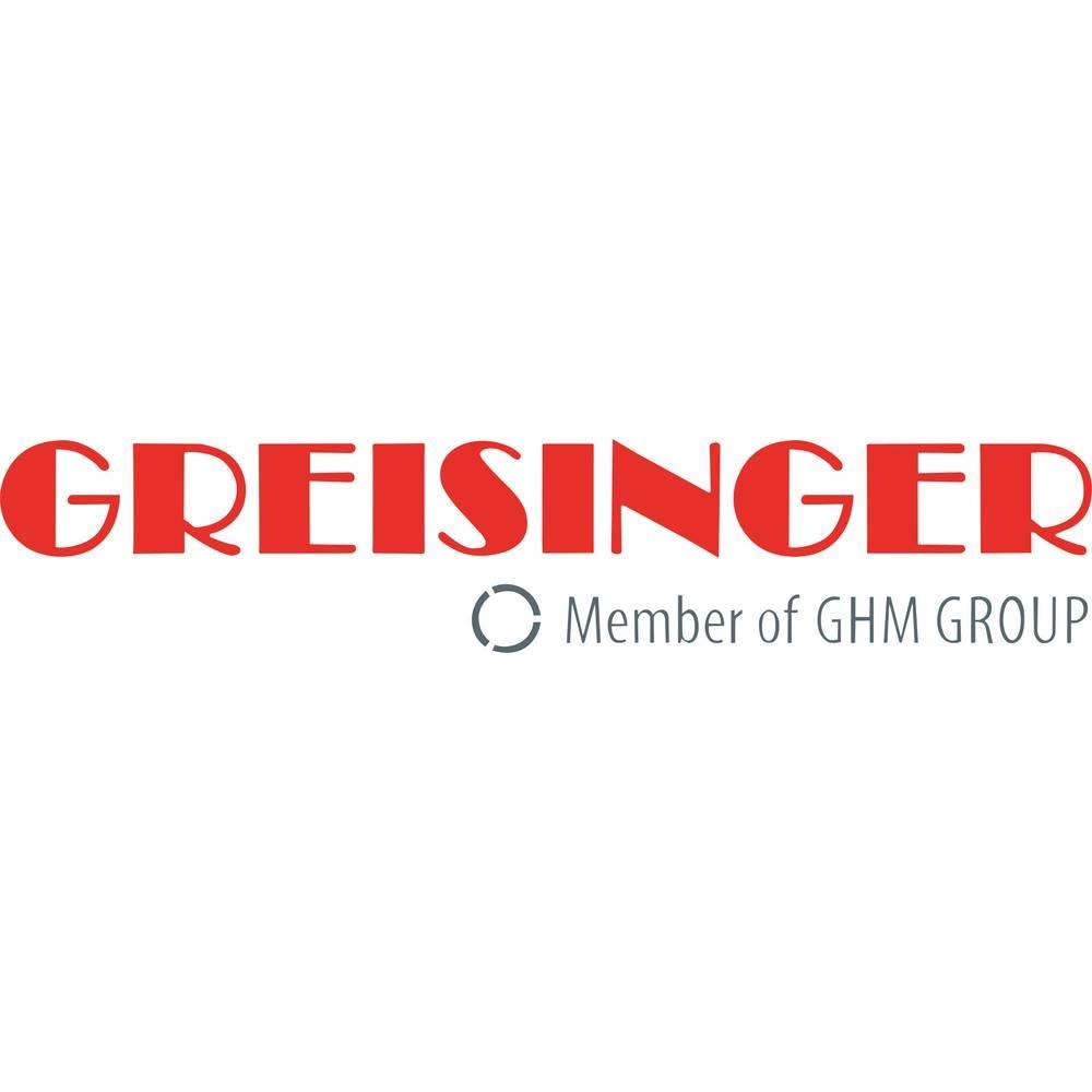 Greisinger GTH 175//Pt 199.9 bis 199.9/°C F/ühler-Typ Pt1000 E Temperatur-Messger/ät
