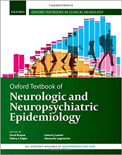 Oxford Textbook of Neurologic and Neuropsychiatric Epidemiology (Oxford Textbooks in Clinical Neurology) - Original PDF
