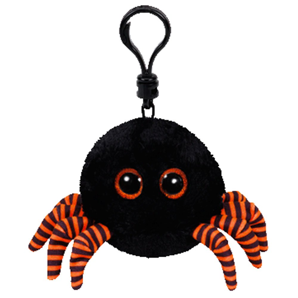 TY Beanie Boo Boos 3 Key Clip - Spidey the Spider