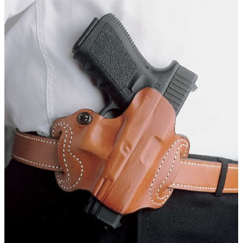 (DeSantis Mini Slide Holster Black Colt 1911 (5 BBL) Right 086Ba21Z0)