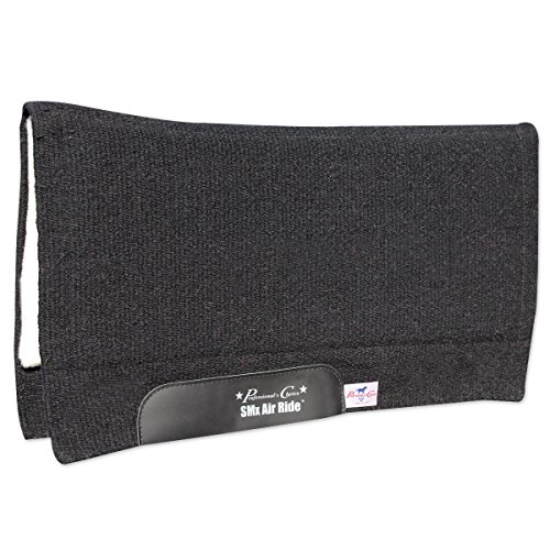 Professional's Choice PC Comfort-Fit SMX Air Ride Solid Wool Pad 33 x 38