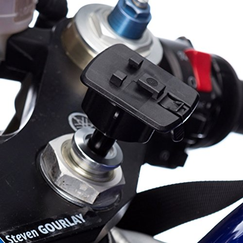 Ultimateaddons 15-17.2mm Fork Stem Mount with 3 Prong Adapter Plate ()