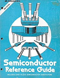 semiconductor reference guide 1987 edition includes over 115 000 rh amazon com