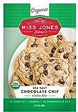 organic chocolate baking - Miss Jones Baking Co Organic Cookie Mix, Sea Salt Chocolate Chip, 1 Count