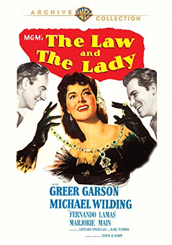 (The Law And The Lady)