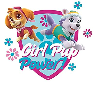 6 Inch Everest Skye Paw Patrol Girl Pup Wall Decal Sticker Pups Puppy Puppies Dog Dogs Removable Peel Self Stick Adhesive Vinyl Decorative Art Kids Room Home Decor Children 6 1/2 x 5 1/2 inches: Baby