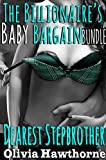 img - for Dearest Stepbrother: The Billionaire's Baby Bargain BUNDLE book / textbook / text book