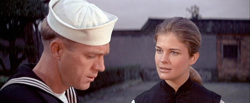 The Sand Pebbles w/ Candice Bergen and Steve McQueen on TCM NOW!!!