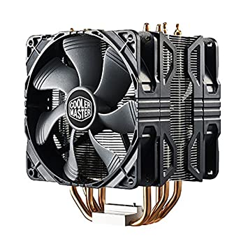 Cooler Master Hyper 212X Turbo - Refrigerador doble para CPU, ventilador PWM con rango amplio