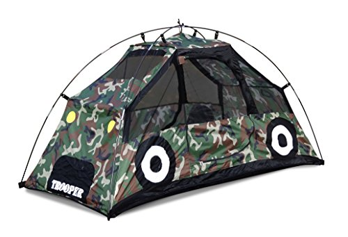 Price comparison product image GigaTent Kids Camouflage MUV-(Military Utility Vehicle) Play Tent