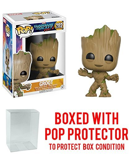 Funko Pop! Guardians Of The Galaxy Vol. 2 Baby Groot Vinyl F