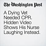 A Dying Vet Needed CPR. Hidden Video Shows His Nurse Laughing Instead. | Avi Selk