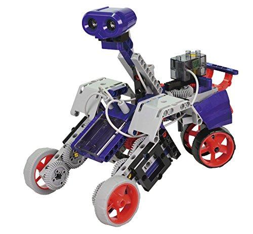 51R4nrpJ03L - Thames & Kosmos Robotics: Smart Machines Rovers and Vehicles