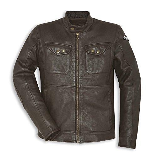 Ducati Scrambler Sebring Leather Jacket - Size X-Large