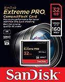 SanDisk Extreme Pro CompactFlash Memory Card UDMA 7