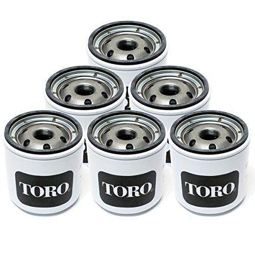 6PK Genuine OEM Toro 1-633750 E633750 Toro Exmark Hydraulic Hydro Oil Filter