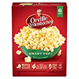 Orville Redenbacher Popcorn - Microwave Smart Pop (6 x Pack of 6 - 36 bags total)