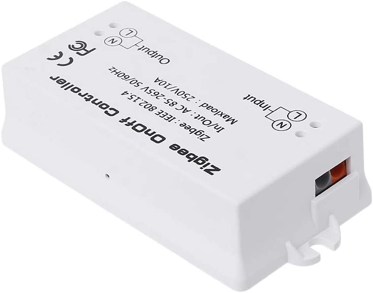 AC 85V-265V 10A Zigbee On//Off Controller Smart Switch Voice Control Timing M5P2