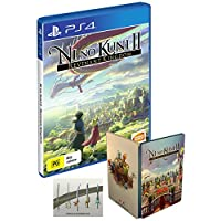Ni no Kuni II: Revenant Kingdom Steelbook Edition