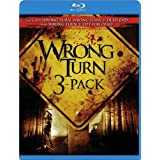 Wrong Turn (Three-Disc Edition) [Blu-ray]