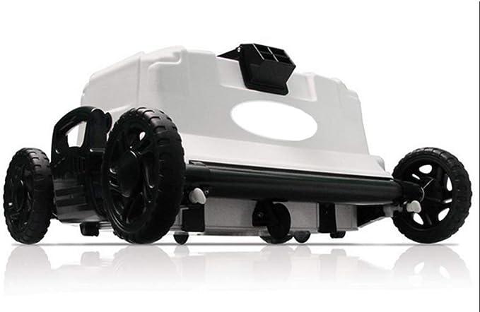 AHELT-J Robot Limpiafondos para Piscinas, Aspiradora Equipo de ...