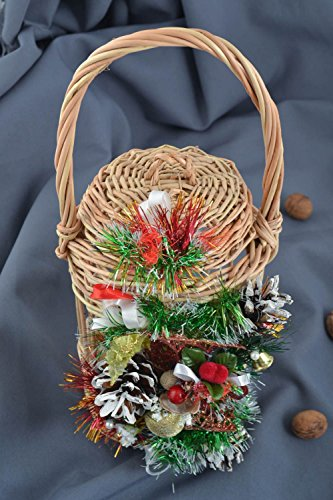 Beautiful Homemade Woven Basket Handmade Easter Basket Ideas Designer Accessory