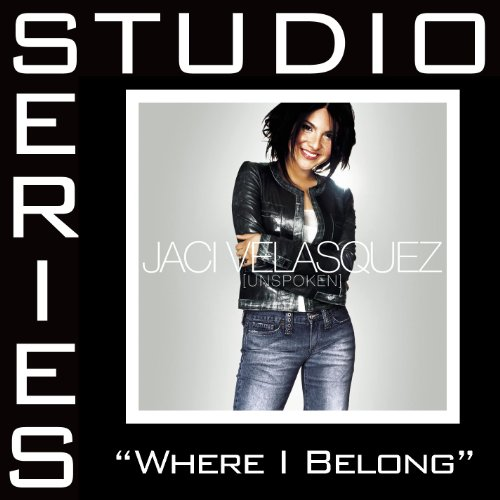Where I Belong [Studio Series ...