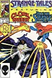 img - for Strange Tales Featuring Cloak & Dagger and Doctor Strange First Collectors Item Issue Vol. 2 No. 1 April 1987 book / textbook / text book