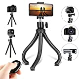 Best Flexible Tripod For Cell Phones - Flexible Cell Phone Tripod, Potok 12 Inches Mini Review