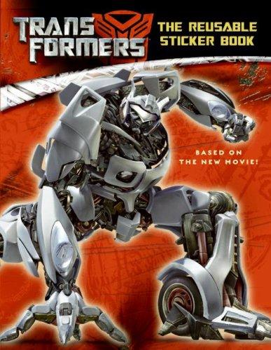 Download Transformers: The Reusable Sticker Book ebook