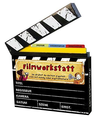 Filmwerkstatt: So drehst du deinen eigenen Film mit Handy oder Digitalkamera Ringeinband – 1. Januar 2011 Tim Grabham Suridh Hassan Dave Reeve Dorling Kindersley