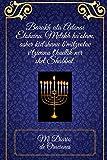 Mi Diario de Oraciones - Diario de oraciones para hombre judío y mujer judía