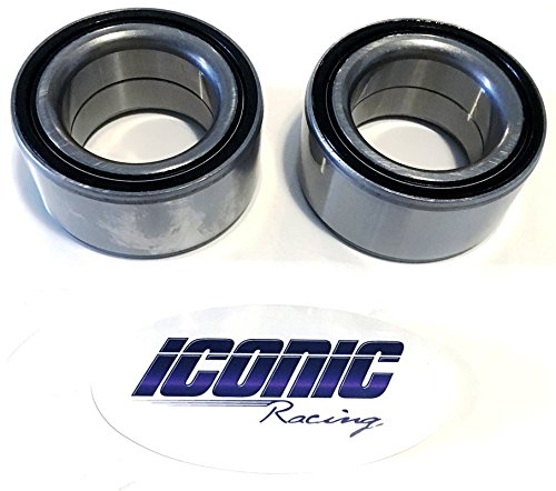 Polaris RZR S 1000 XP 4 Turbo 1000 XP Turbo 1000 4 1000 XP 1000 Front or Rear Wheel Bearings Qty. 2