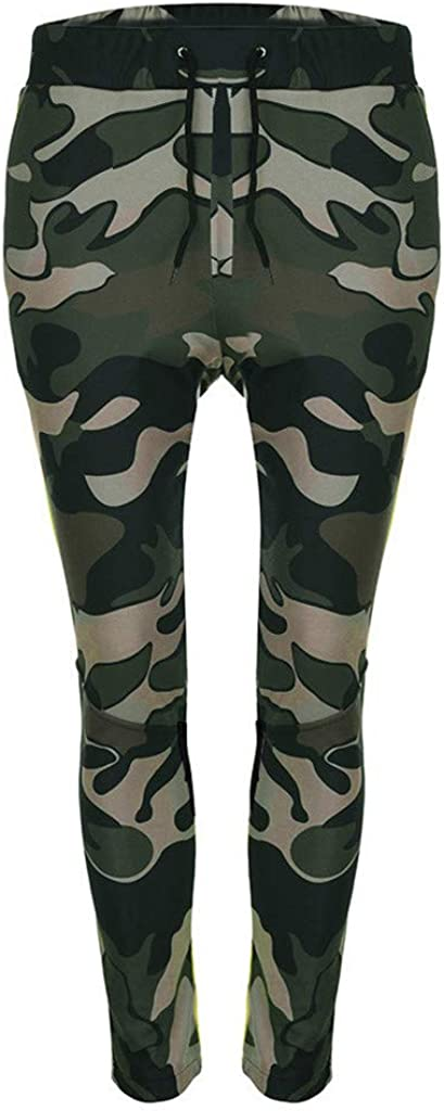 MOVERV Pantalones de Camuflaje Militar Chándal para Hombre ...