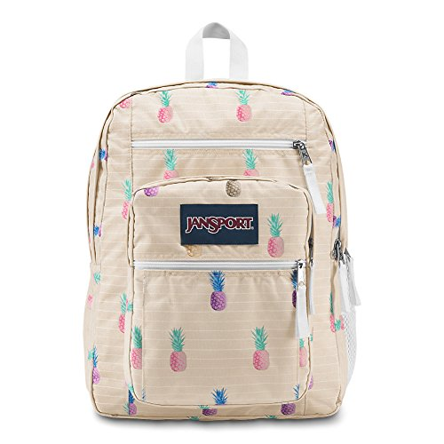JanSport Big Student Backpack - Pineapple Punch - Oversized