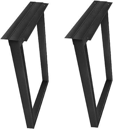 Hlmbq Hauteur 72cm 100cm Pieds De Table De Bar De Fer Pieds De