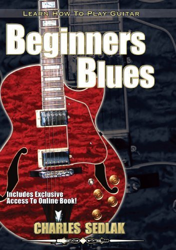 (Blues Guitar Lessons: Beginning Blues essentials learn to play blues lead and rhythm instructional video dvd by Music Star Productions)