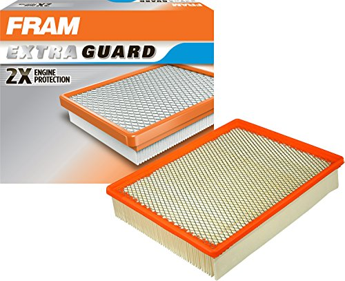 Gmc Yukon Performance Engine - FRAM CA8756 Extra Guard Flexible Panel Air Filter