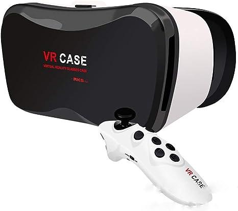 WYP Gafas VR, Gafas De Realidad Virtual 3D Gafas De Video ...