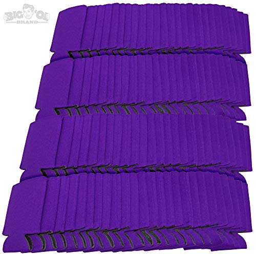 (Big Ol' 100 Premium Blank Beverage Coolers (Purple))