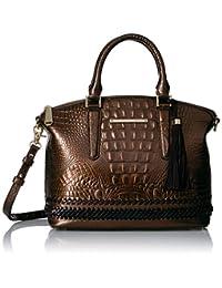 Brahmin Duxbury Satchel Convertible Top-Handle Bag