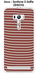 Para Asus Zenfone 2 Selfie ZD551KL diseño marinero-I