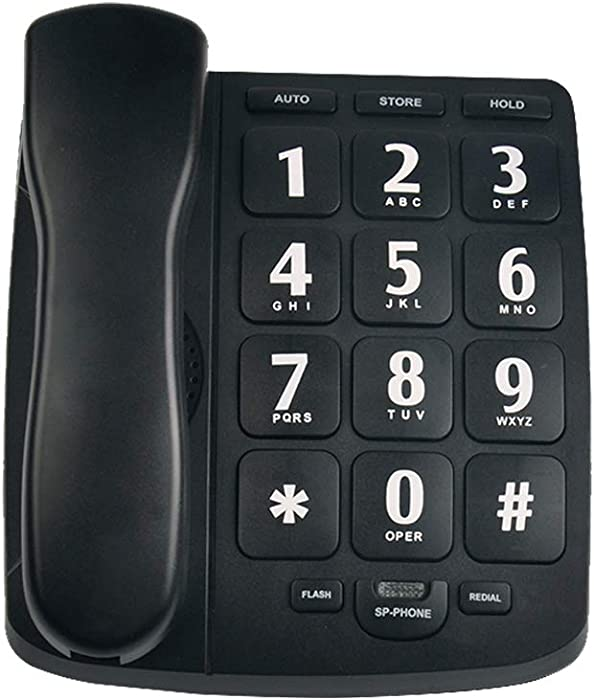 Top 9 Landline Phones For Home Large Numbers
