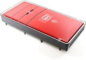 Original Dell Inspiron 620 Desktop Red Front Cover Bezel 51V8Y 051V8Y